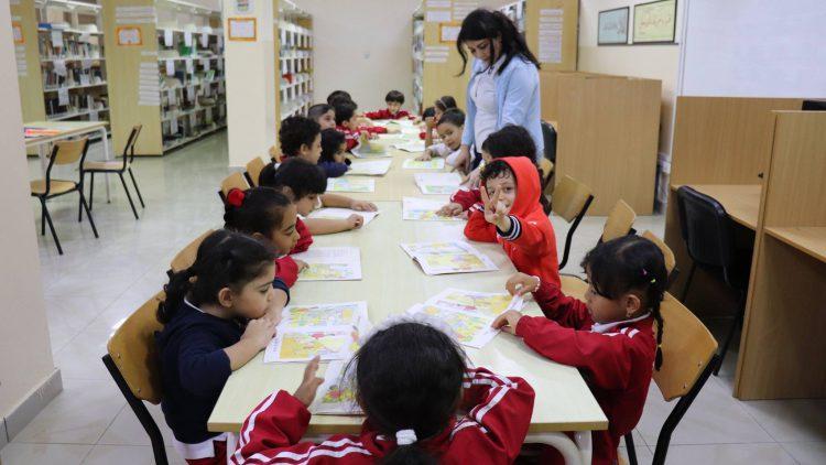 Kindergarten Department
